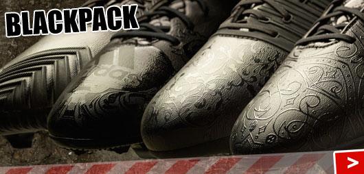 Adidas Black Pack Fussballschuhe