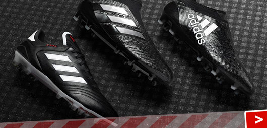 Adidas chequered Black Pack