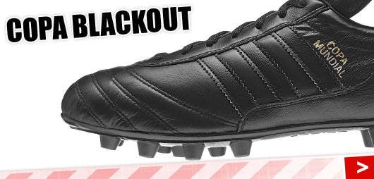 Adidas Copa Mundial Blackout in komplett schwarz