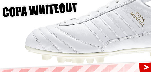 Adidas Copa Mundial Whiteout in komplett weiss