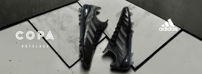 adidas Copa 17 Nitecrawler Fußballschuhe aus Leder