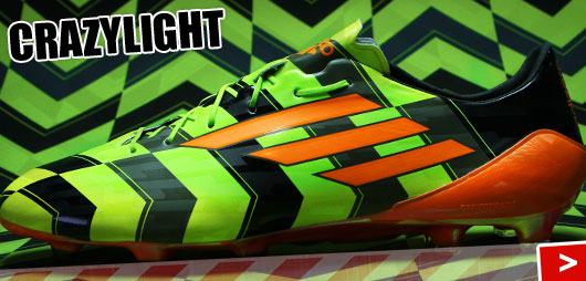 Adidas F50 adizero Crazylight