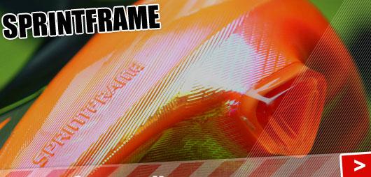 Sprintframe im Adidas F50 adizero Crazylight
