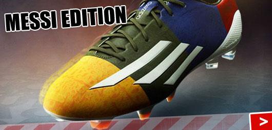 Adidas F50 adizero Messi Barca Edition