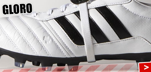 Adidas Gloro aus K-Leder