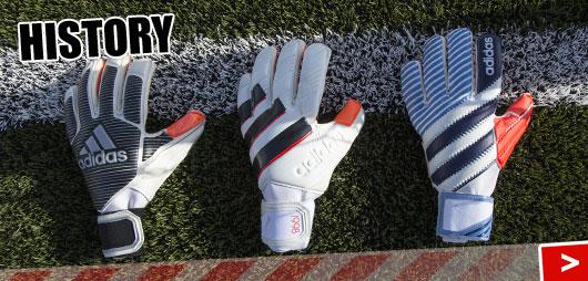 Adidas History Pack Gloves Torwarthandschuhe