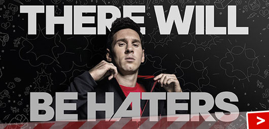 Adidas Messi Haters Pack Pide de Barr10