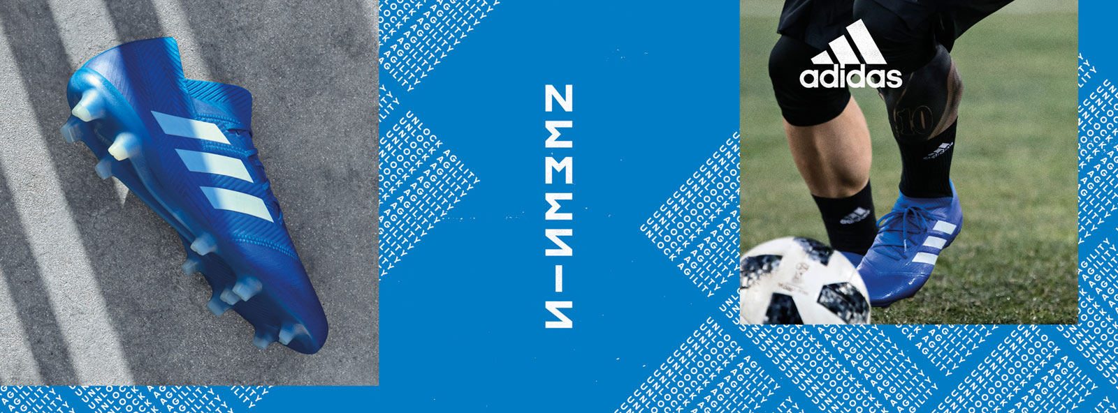 adidas Nemeziz 17 Team Mode Fußballschuhe