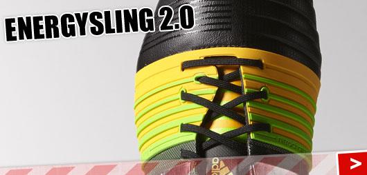 Adidas Nitrocharge II mit dem Energysling 2.0