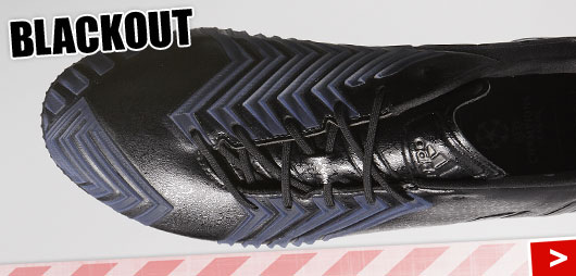 Adidas Predator Instinct Blackout komplett schwarz