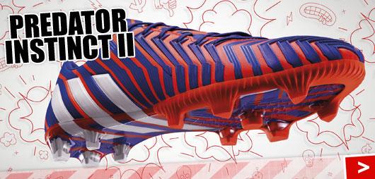 Adidas Predator Instinct II