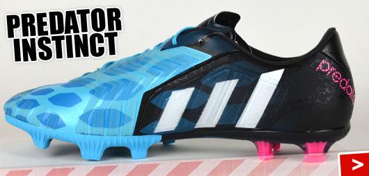 Adidas Predator Instinct Fußballschuhe von Thomas Müller und Julian Draxler