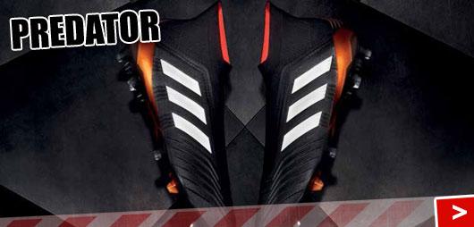 die adidas Predator 18 Fußballschuhe