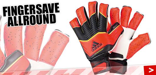 Adidas Predator Zones Fingersave Allround Torwarthandschuhe für 2014/2015 und die WM 2014