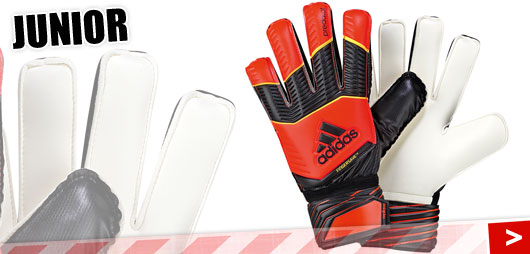 Adidas Predator Zones Fingersave Junior Kinder Torwarthandschuhe