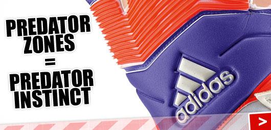 Adidas Predator Zones und Adidas Predator Instinct
