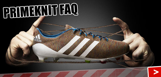 Adidas Primeknit FAQ