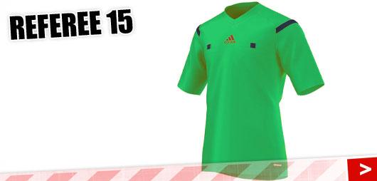 Adidas Referee 15 Trikot Kurzarm vivid green