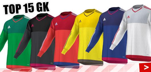 Adidas Top 15 GK Trikot