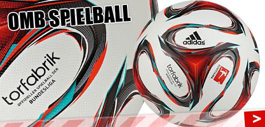 Adidas Torfabrik OMB 2014/2015 Spielball