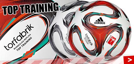 Adidas Torfabrik 14/15 Top Training Trainingsball für Vereine