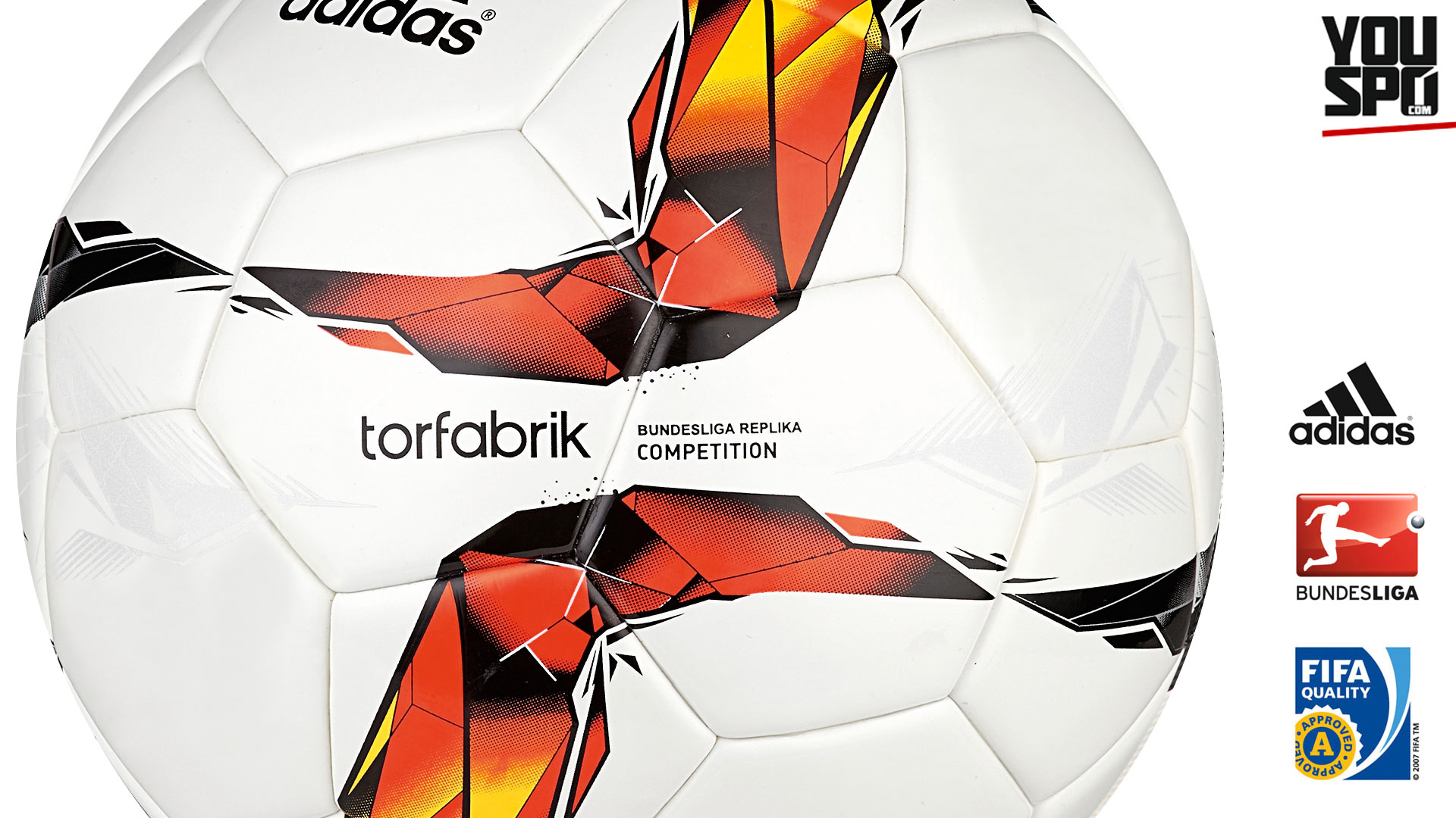 Adidas Torfarbik 15/16 Competition (2015-2016)
