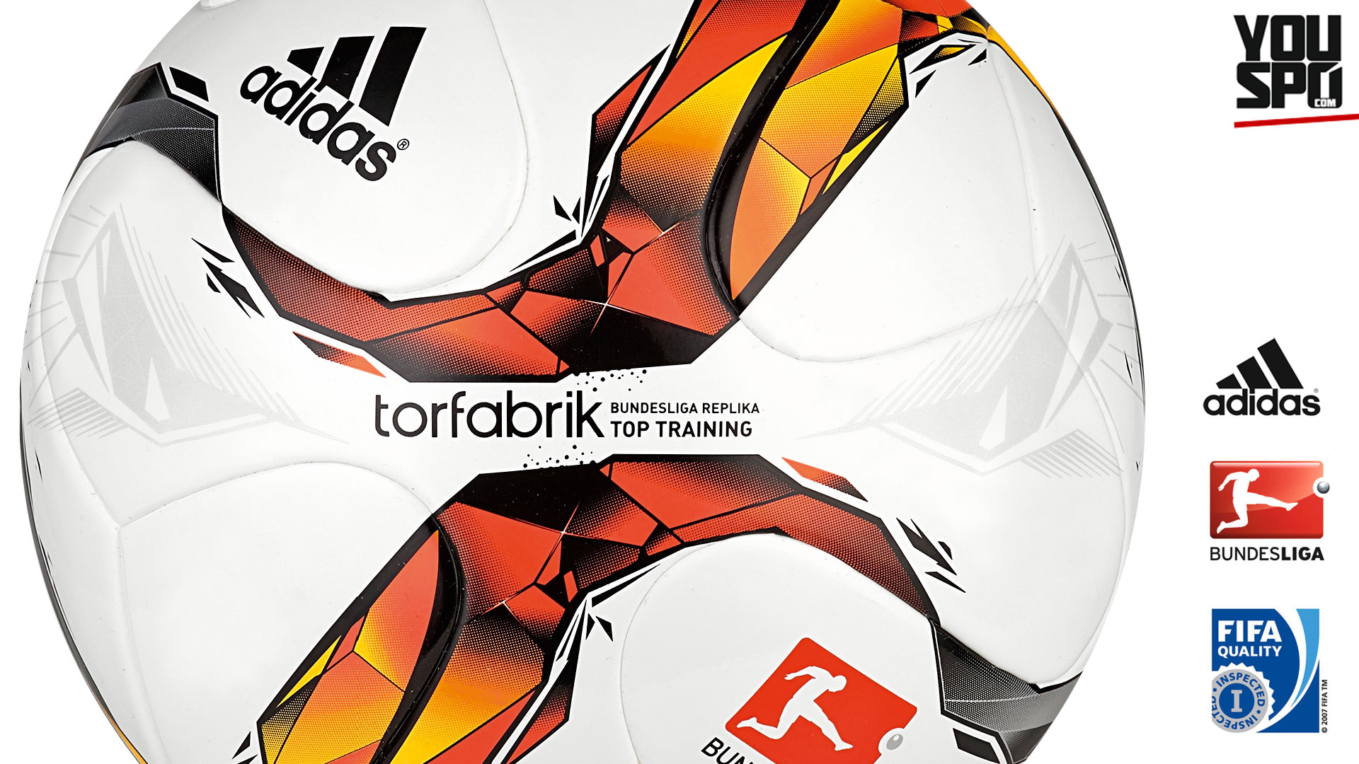 Adidas Torfarbik 15/16 Top Training (2015-2016)