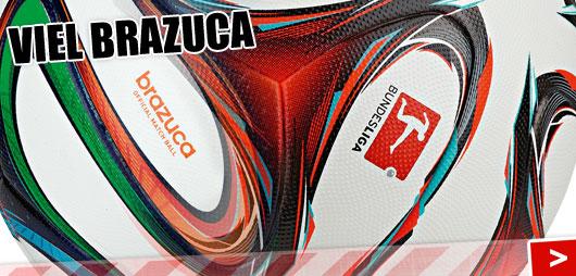 Adidas Torfabrik 14/15 und Brazuca