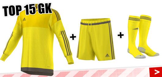 Adidas Torwart Trikot