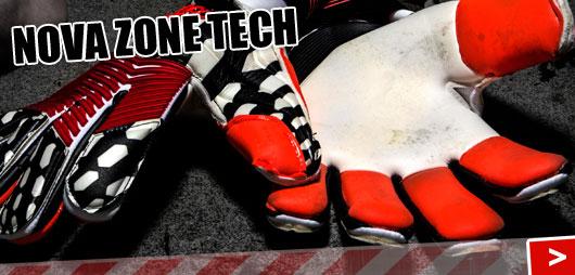 Nova Zone Tech im Adidas Predator Zones Pro