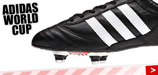 Adidas World Cup als Fußballschuhe für Torhüter