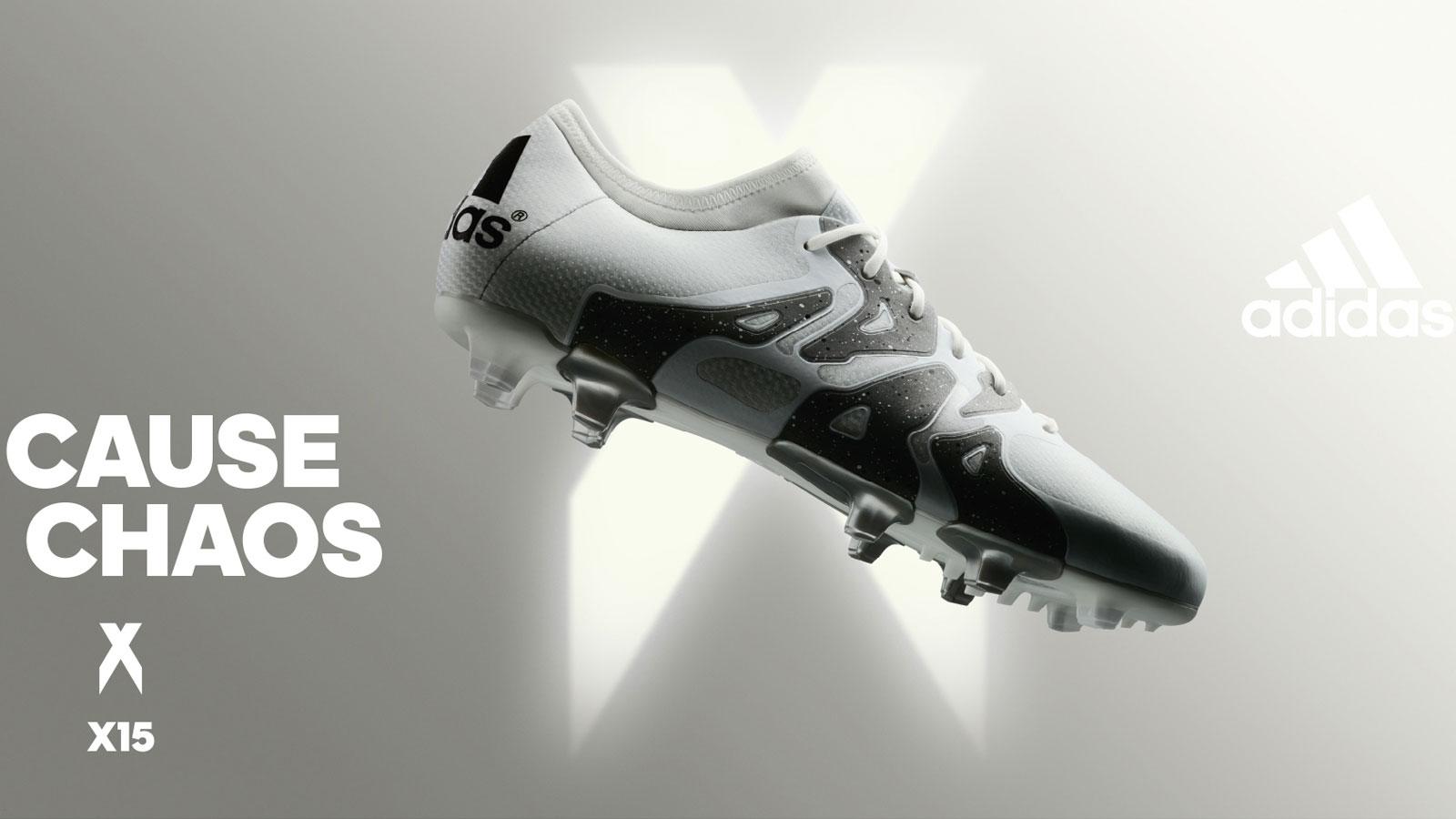 Adidas X 15 white