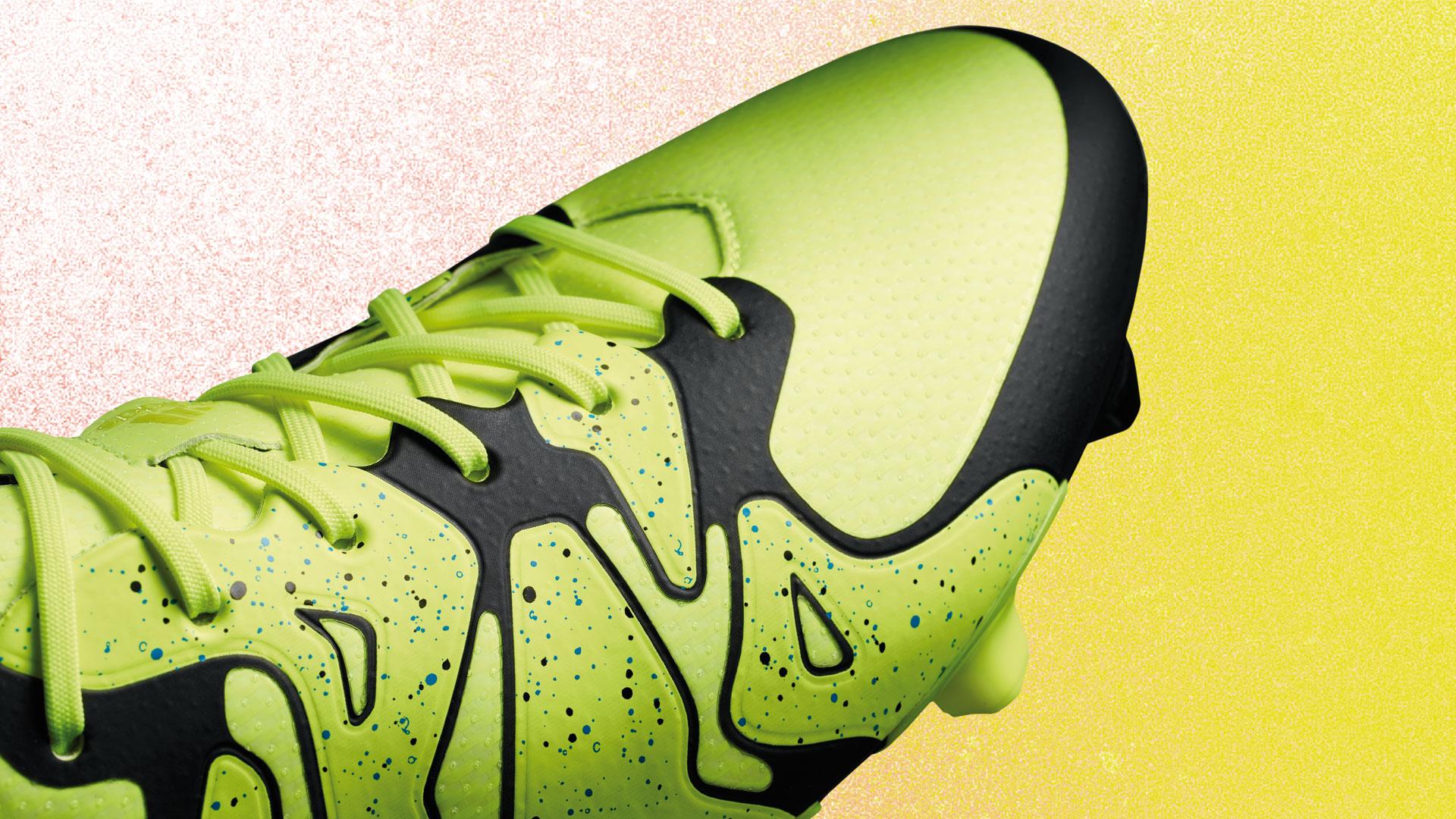 Adidas X 15 X-Skin Material