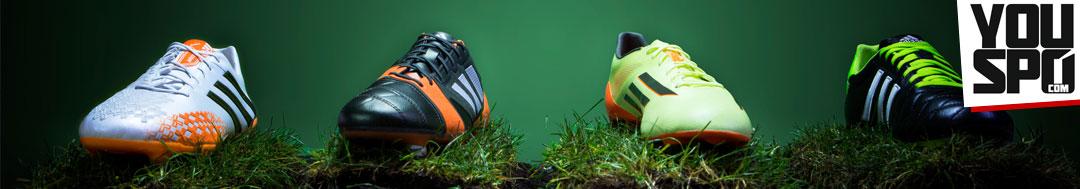 Adidas Fußallschuhe aus dem Earth Pack