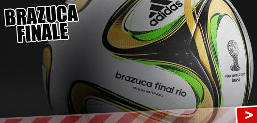 Adidas Brazuca Finale Rio Endspielball der WM 2014