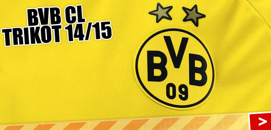 BVB Trikot 14/15 CL -Champions League