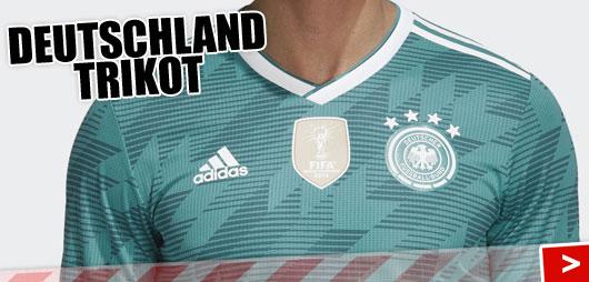 Das adidas Deutschland Trikot 2018/2019 Auswärts als DFB Jersey