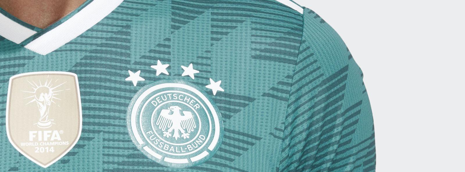 deutschland trikot auswärts 2018 und 2019 sowie der WM 2018