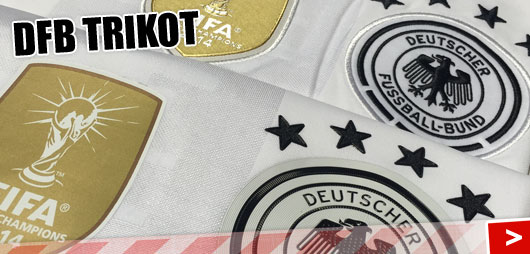 Adidas DFB Authentic Jersey und DFB Jersey Replica EM 2016