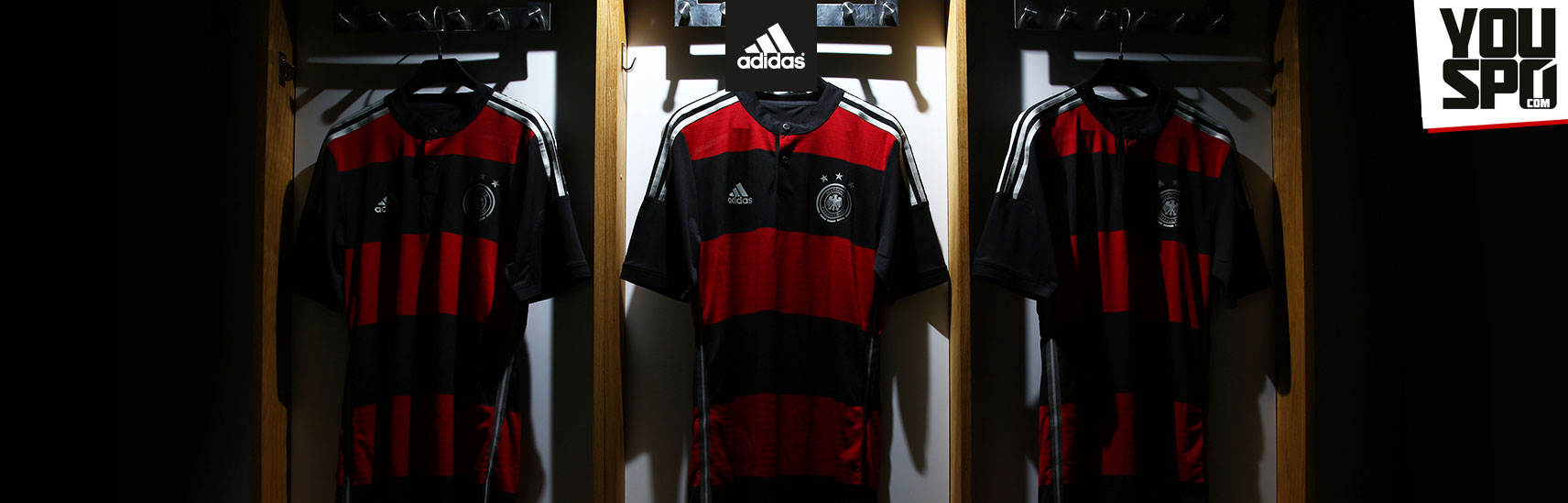 Adidas DFB Trikot Away WM 2014