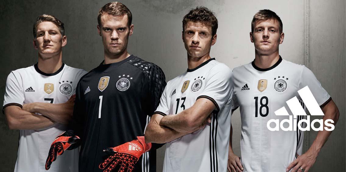 Adidas DFB Trikot Größen Tabelle für alle DFB Trikots