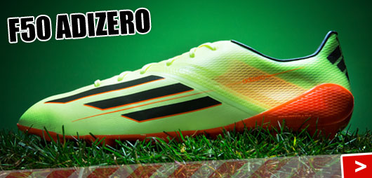 Adidas F50 adizero Earth Pack