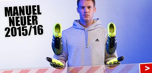 Adidas Ace Zones Pro als Manuel Neuer Torwarthandschuhe