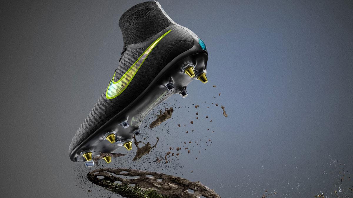Nike Anti Clog System Fußballschuhe