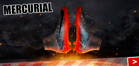 Nike Mercurial Number 7 Schuhe von Cristiano Ronaldo
