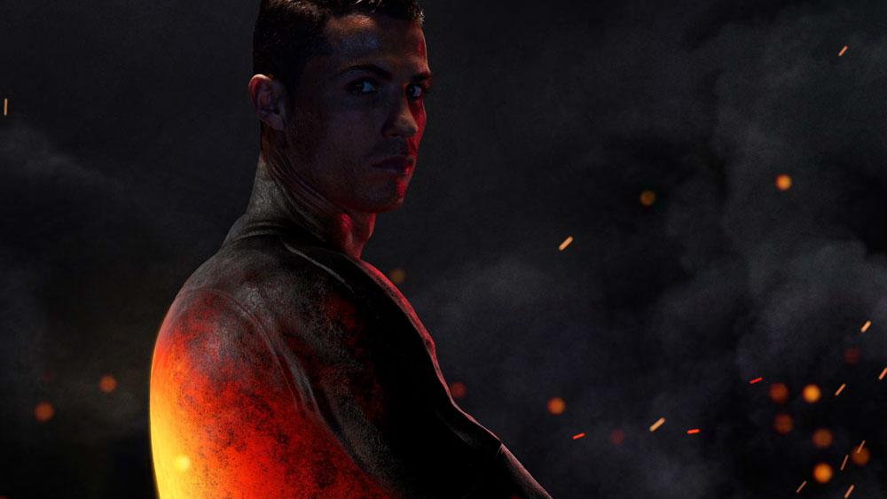 Nike Mercurial Cristiano Ronaldo CR7 Schuhe