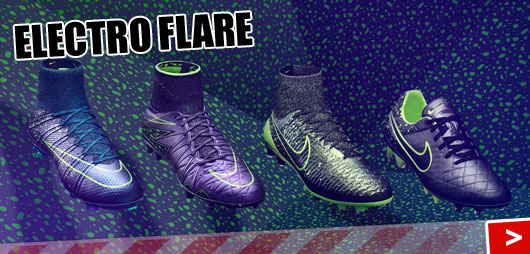 Das Nike Electro Flare Pack