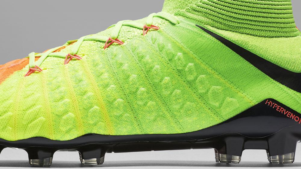 Nike Hypervenom Phantom 3 Flywire Material