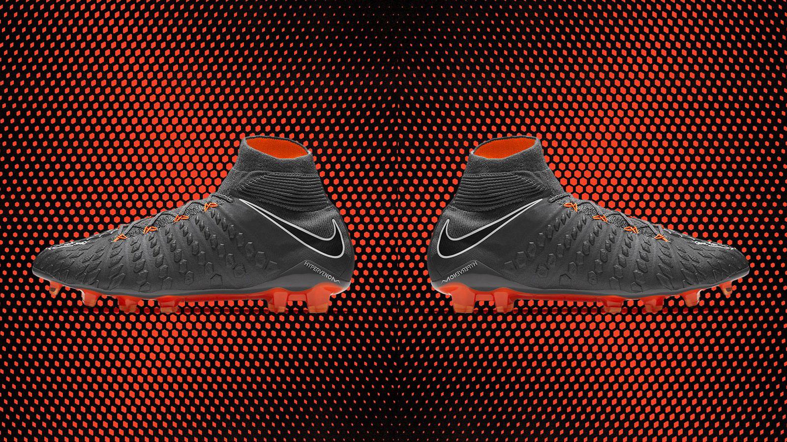 Nike Hypervenom Phantom III und Phantom III DF Fast AF Fußballschuhe