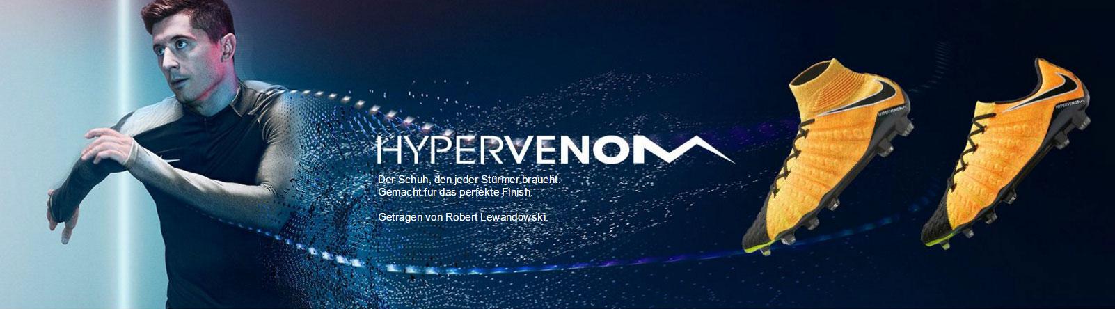 Nike Hypervenom Phantom III und Phantom III DF Look in let Loose